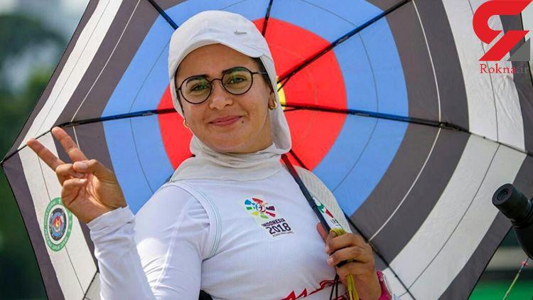 تقدیر کاربران از جواب رد زهرا نعمتی به پیشنهاد اغواکننده آذربایجان +عکس