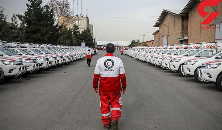 تجهیز ۱۲۹۰ پایگاه امداد و نجات / اجرای طرح تابستانه هلال احمر از ۲۴ خرداد