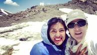 کوهنوردی ویشگا آسایش+فیلم