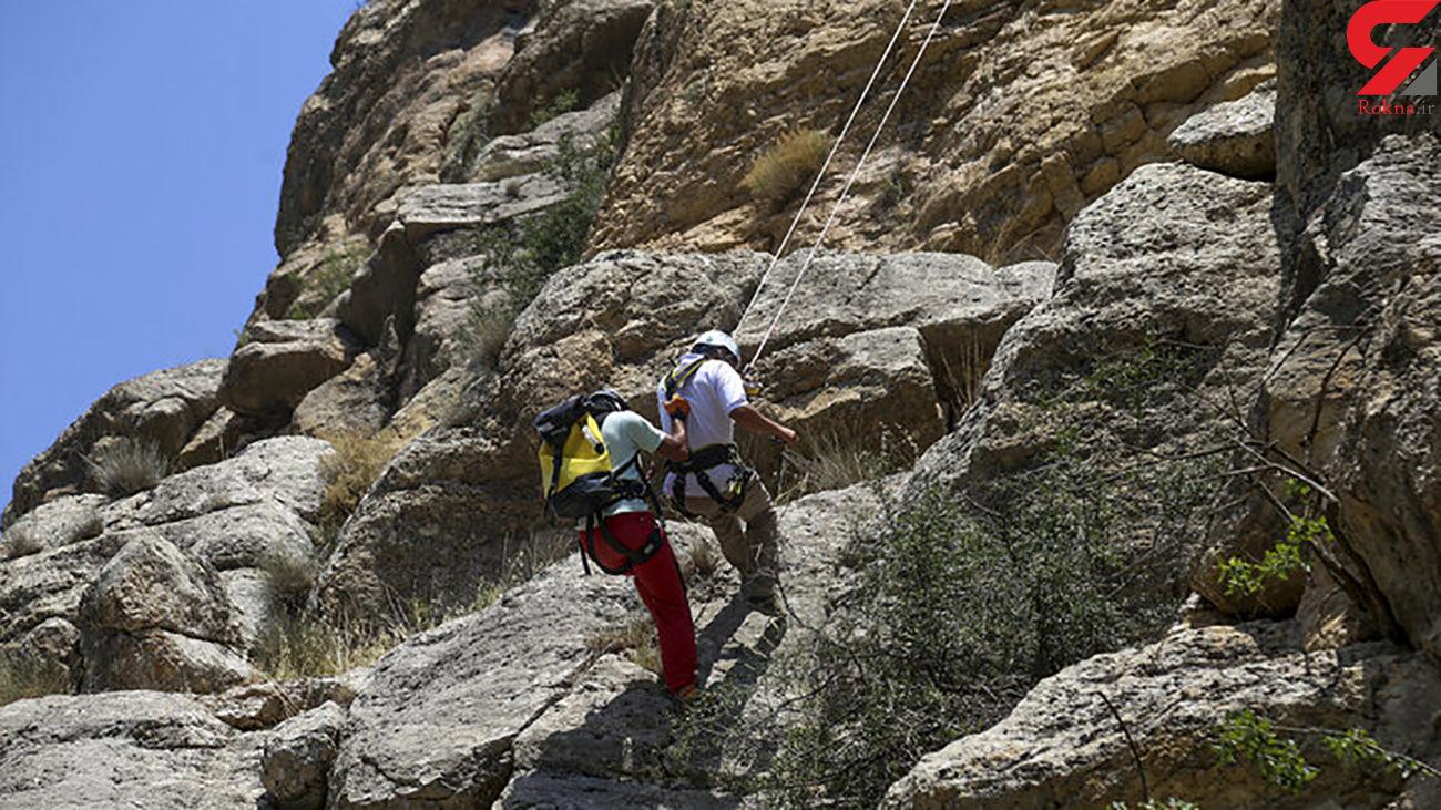 پیدا شدن 2 جوان گمشده در ارتفاعات صنوبر تربتحیدریه