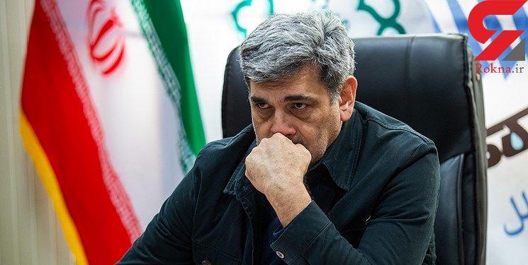 اعتراض تهرانی ها به شهردار /  در برف و خیابان های یخی گرفتار شده بودیم + فیلم و عکس