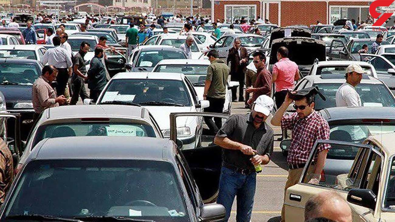 دولت روحانی چه بلایی بر سر بازار خودرو آورد ؟ + جدول