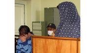دسیسه یک زن با پسرخاله اش برای قتل شوهر / مجتبی وقتی شوهرم خواب بود به خانه آمد + عکس