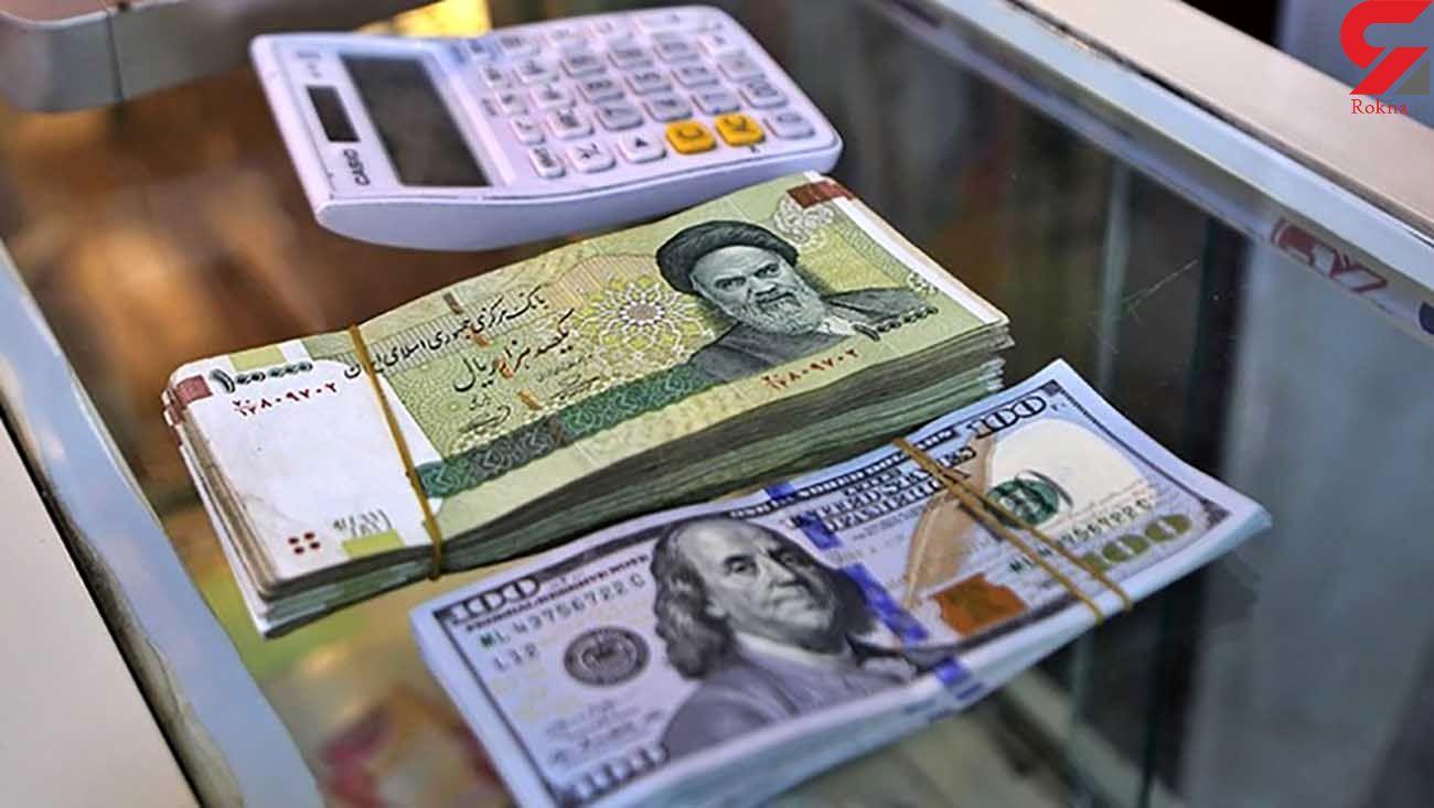 قیمت دلار و قیمت یورو امروز دوشنبه 6 اردیبهشت + جدول