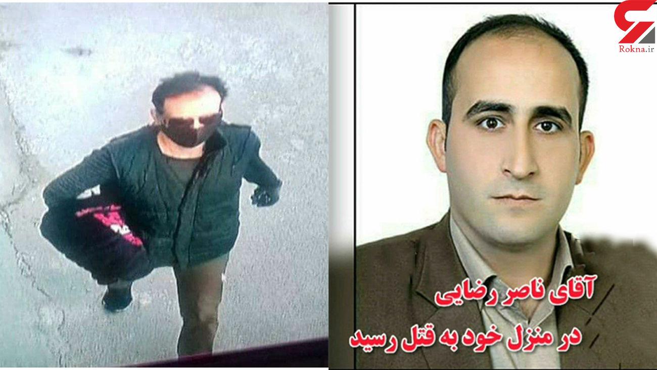 فیلم اصابت گلوله به ناصر رضایی در فریدونکنار / عکس قاتل فراری