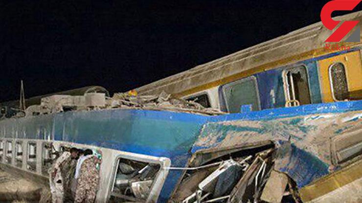 زوایای پنهان در حادثه قطار زاهدان- تهران+ فیلم