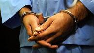 دزد کولرهای گازی خانه ها دستگیر شد