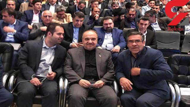 وزیر ورزش و جوانان وارد قزوین شد