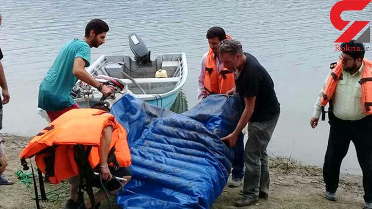 عملیات پلیس در سد لفور / رسوایی به خاطر قایق سواری بدون لباس دختران + عکس