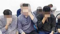 کوچولوهای گنده لات تهران وحشت آفرینی کردند / 12 خودرو خورد و خمیر شد