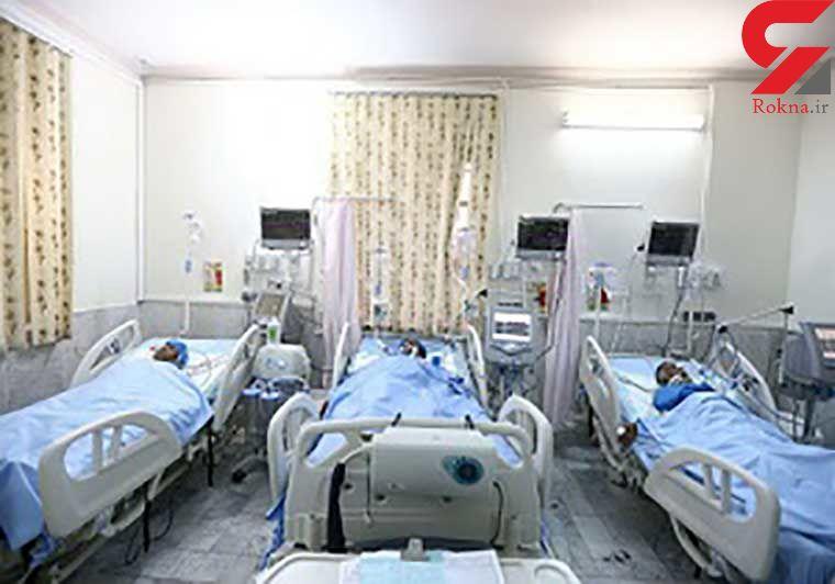خانم راننده سرویس مدرسه به تریلی کوبید / 7 دختر خردسال حادثه دیدند / اصفهان