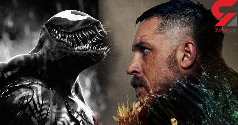 نخستین تریلر فیلم Venom با بازی تام هاردی منتشر شد +فیلم