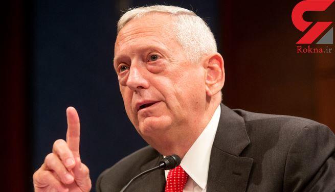 متیس: آمریکا به طور کامل از ناتو حمایت می کند