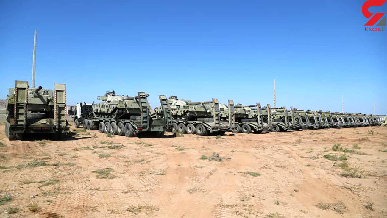 آیا جنگ ایران با آذربایجان نزدیک است ؟ + فیلم