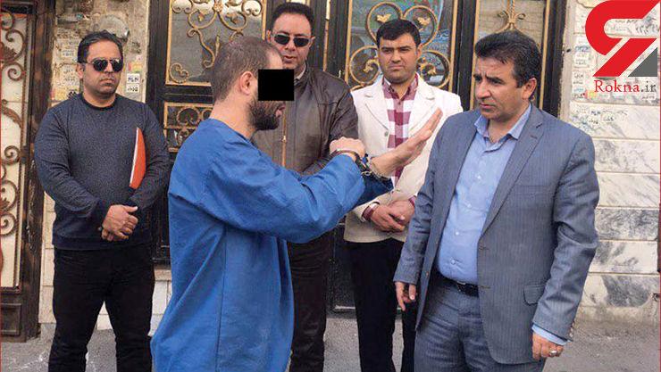 شاه توت اسم یک قاتل خطرناک در مشهد است ! / خلافکارها هم از او وحشت داشتند + صحنه قتل