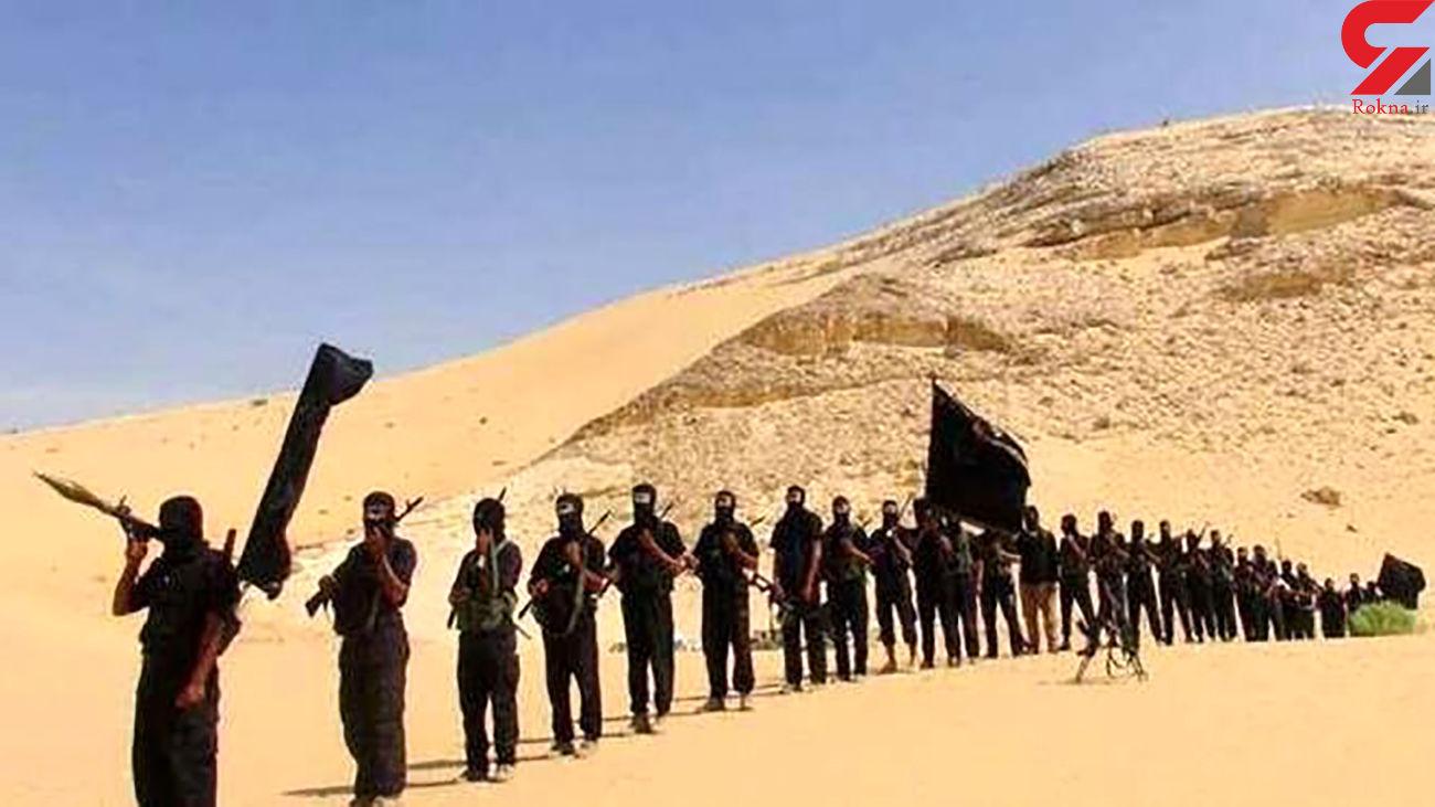 نیروهای امنیتی مصر 21 تروریست را در صحرای سینا کشتند