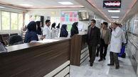 مرگ مشکوک بیمار بیمارستان فارابی اصفهان