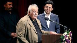 ناصر ملک مطیعی ستاره ماندگار سینمای ایران درگذشت + فیلم و آخرین مصاحبه