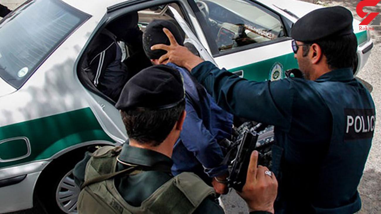 حمله 6 شرور به بیمارستان امام خمینی نفده / اراذل و اوباش وحشت آور دستگیر شدند