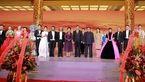چینیها مبهوت پوشش خوشسلیقه همسر رهبر کره شمالی+ عکس