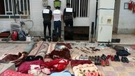 دستگیری سارقان منزل در گچساران