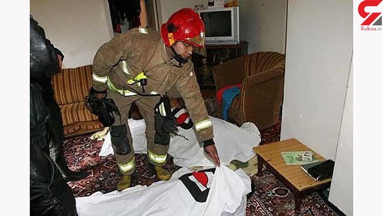 مرگ 2 نفر در اثر گاز گرفتگی / در خلخال رخ داد