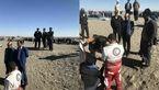2 مرد دختر 26 ساله را به بیابان های ریگان بردند و ..! / رازی که در چاه مدفون شده بود! + عکس