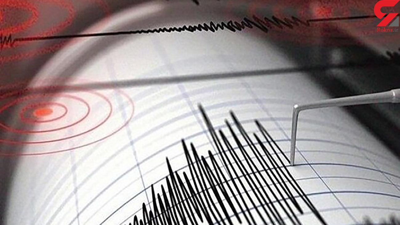 زلزله حاجی آباد زیرکوه را لرزاند
