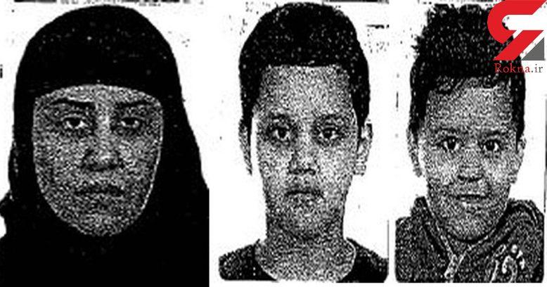 ناپدید شدن مرموز صدف رسولی و 2 فرزندش در تورنتو + عکس