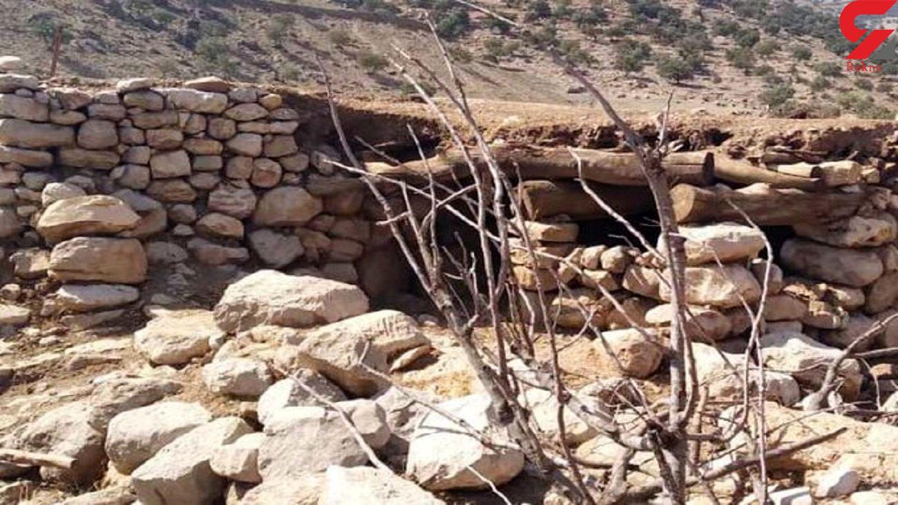 تخریب کامل 620 منزل در زلزله اندیکا / 38 روستا خسارت دیدند