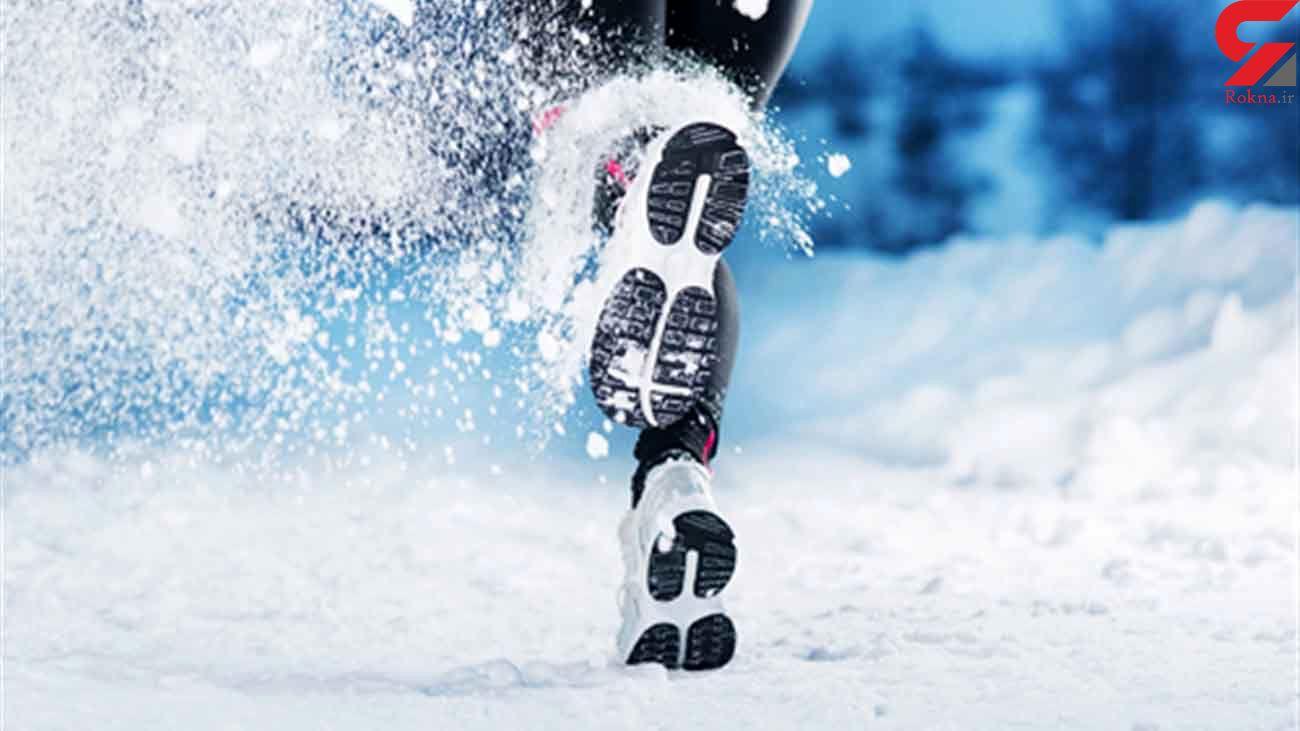 فواید ورزش در هوای سرد