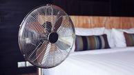 خوابیدن جلوی باد پنکه  چه ضررهایی دارد؟