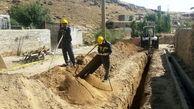 ۹۷ درصد روستاهای بروجرد از نعمت گاز برخوردارند