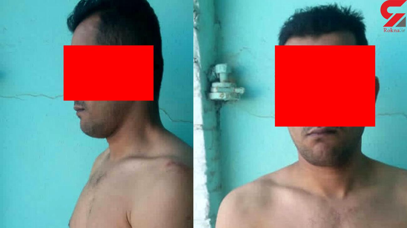 شرور پر آوازه آبادان بازداشت شد / او در یک خانه روستایی پنهان شده بود + عکس