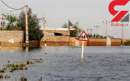آماده باش سازمان مدیریت بحران کشور، سیل در راه است / ساکنان حاشیه رودخانه ها به مکان امن منتقل می شوند