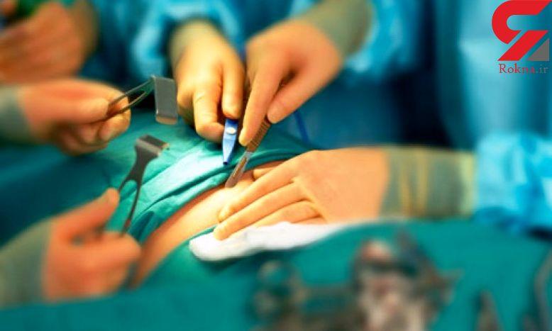 عجیب ترین جراحی های چندش آور دنیا + تصاویر دیدنی