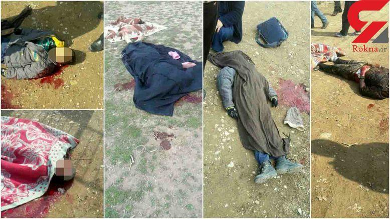 دستگیری قاتل فراری پرونده قتل عام اخیر در خرم آباد+ عکس (14+)
