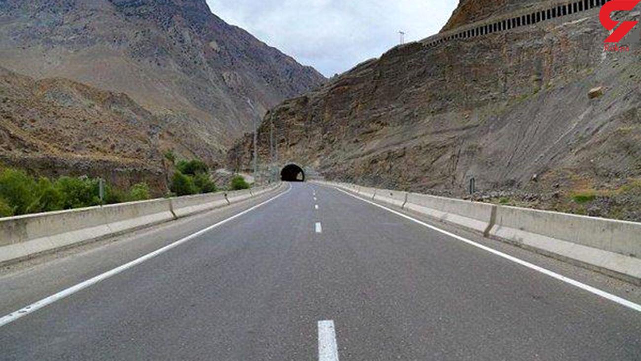 مسدود شدن محور ترانزیتی جم-دارالمیزان-فیروزآباد