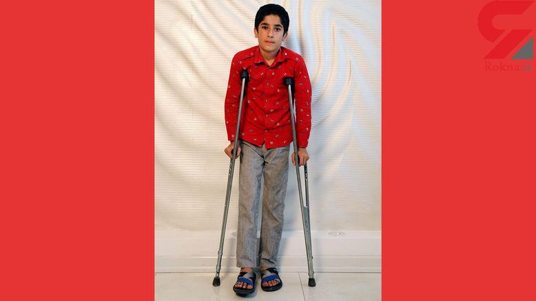گزارش پر ابهام آموزش و پرورش گیلان به بیت رهبری درباره تنبیه پسر دانش آموز ! + عکس و فیلم