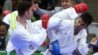 قهرمانی مردان و زنان آذربایجانشرقی در مسابقات کاراته شمالغرب کشور