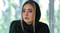 بهاره افشاری اشک پژمان جمشیدی را در آورد + فیلم