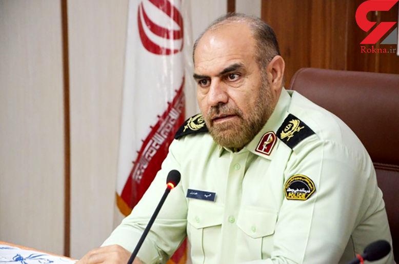 افزایش تماس تهرانی ها با پلیس 110 در سال 96