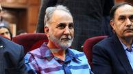نجفی با چهره جدید در جلسه محاکمه امروز حاضر شد + تصاویر