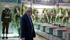 دادستان تهران در مراسم تشییع پیکر شهدای آتش نشان حضور یافت + عکس