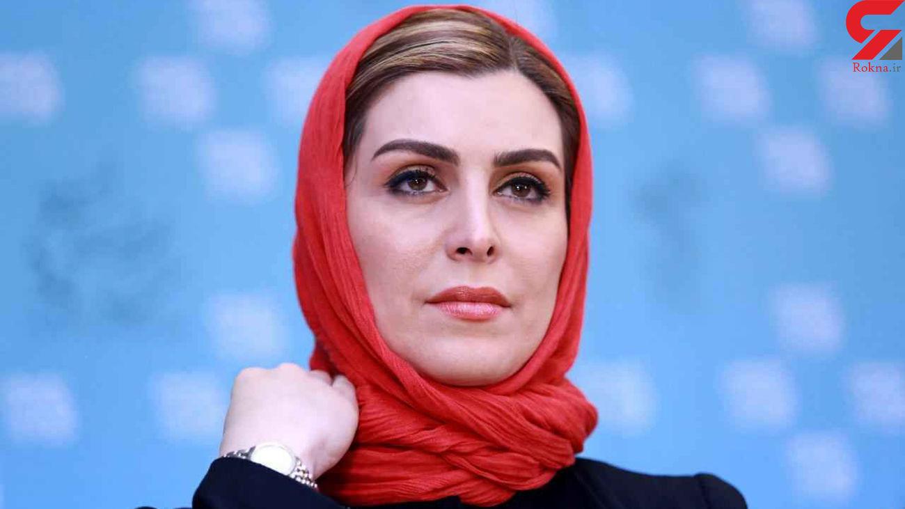 گلایه عجیب شوهر ماه چهره خلیلی از بازیگران ایرانی + فیلم