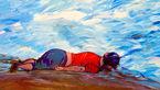 آثار هنری زندانیان گوانتانامو به نمایش گذاشته شد+ تصاویر دیدنی
