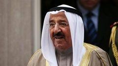 امیر کویت حادثه سقوط هواپیمای مسافربری ایران را تسلیت گفت