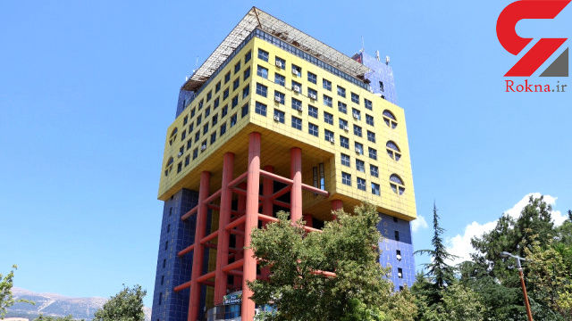 غیرعادیترین ساختمان دنیا را بشناسید!+عکس