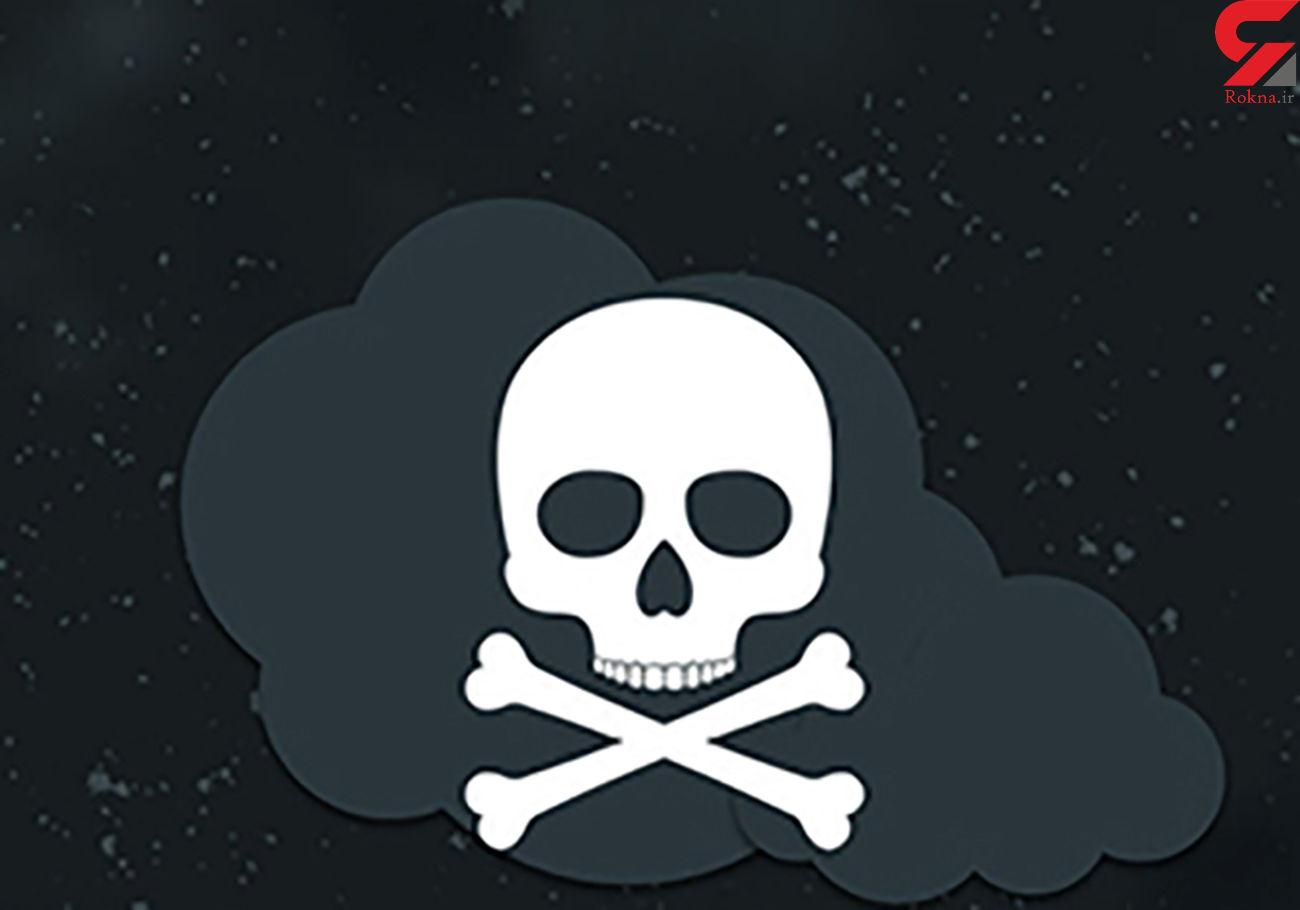 مسمومیت یک خانواده تاکستانی با مونواکسید کربن