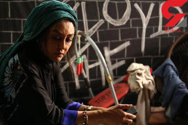 فیلم / اعتراف شقایق فراهانی به زیرآب زنی